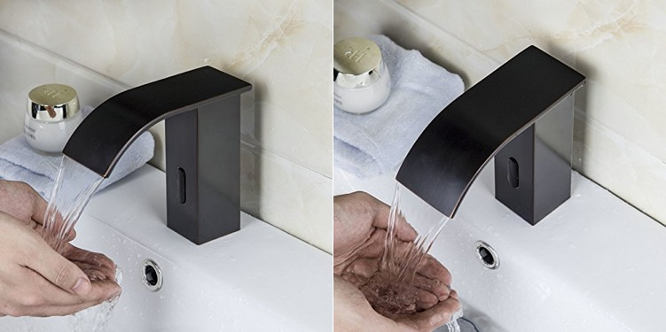 faucet-with-sensor