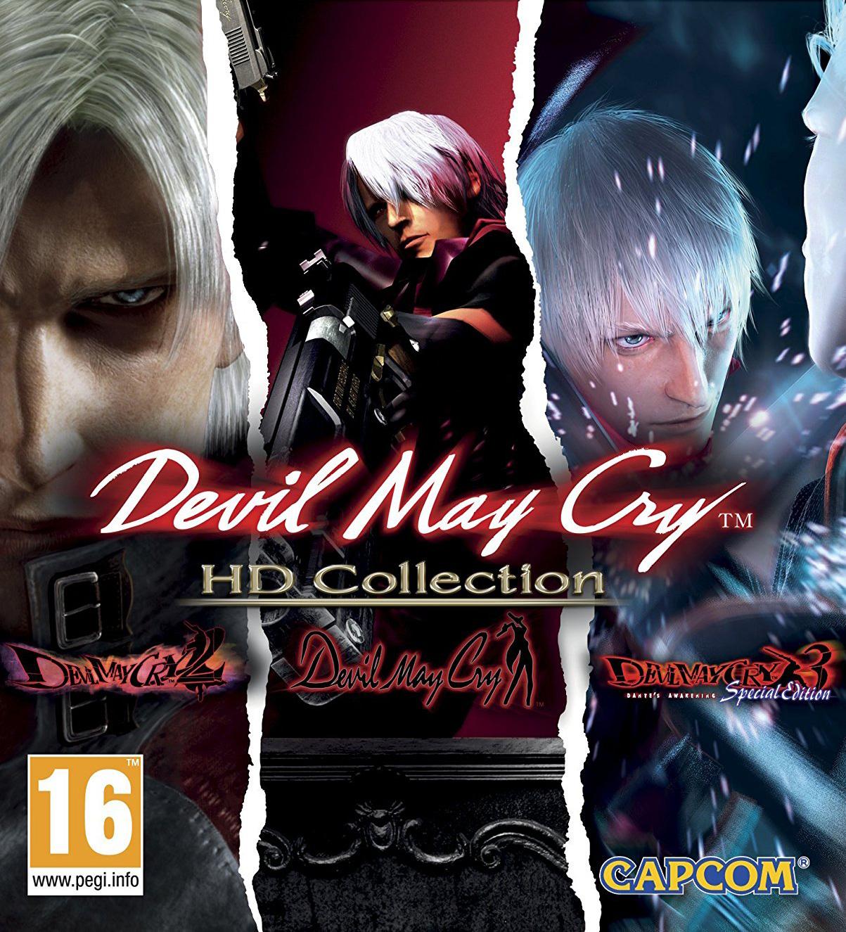 تحمبل لعبة القتال Devil May Cry HD Collection PC
