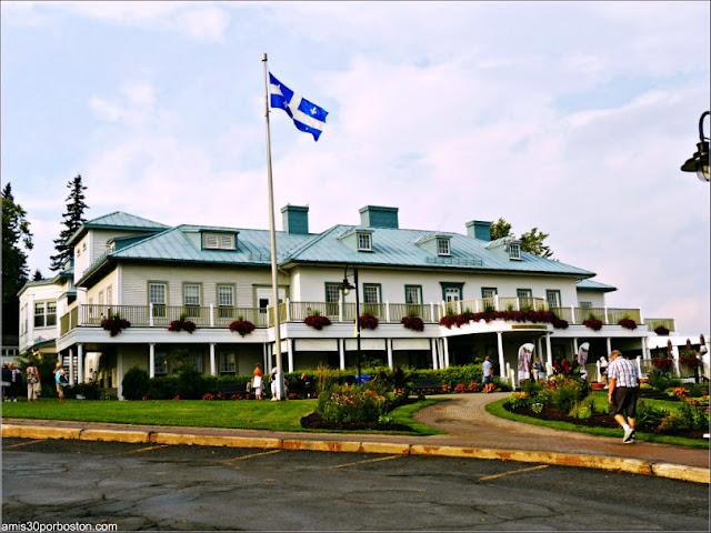 Parque Chute Montmorency, Quebec