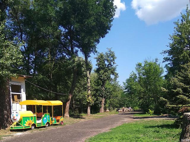 Парку Горького Луганск