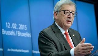Γιούνκερ: Ούτε νόμιμο, ούτε πολιτικά αποδεκτό το κλείσιμο των ελληνικών συνόρων