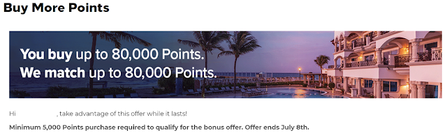 買分促銷~Hilton Buy Points希爾頓買分促銷開始囉~最高可享100%Bonus (07/8前有效)