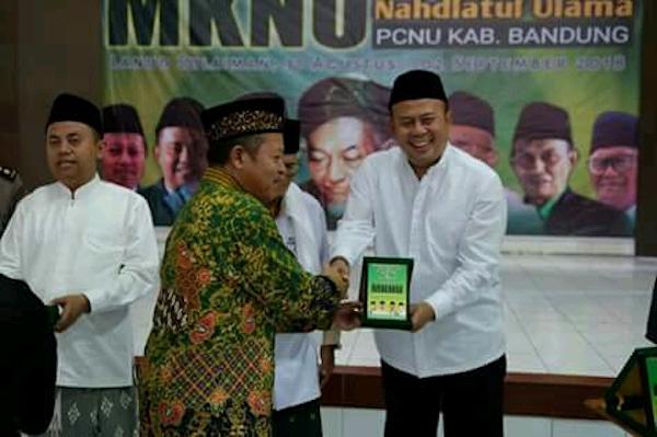 Menangkan Jokowi - Ma'ruf, PKB Gaungkan #2019NUMemimpinNKRI