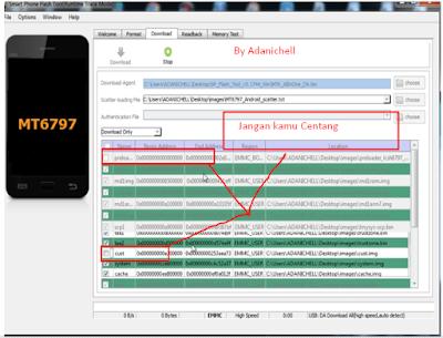 Fix Error Xiaomi Redmi Note 44x Mtk