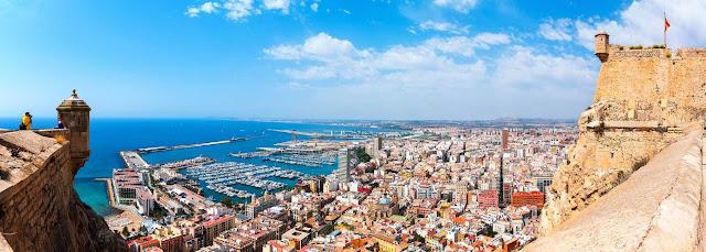 Voli Orio al Serio Alicante