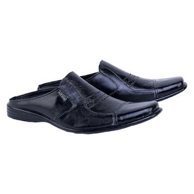 Sandal Bustong Kulit Pria Catenzo YA 058