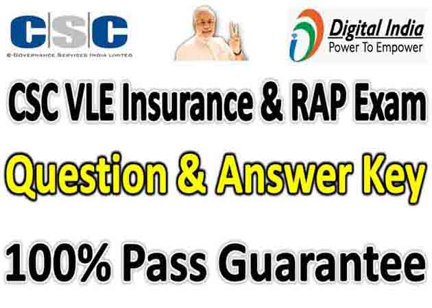 csc rap exam questions answers key