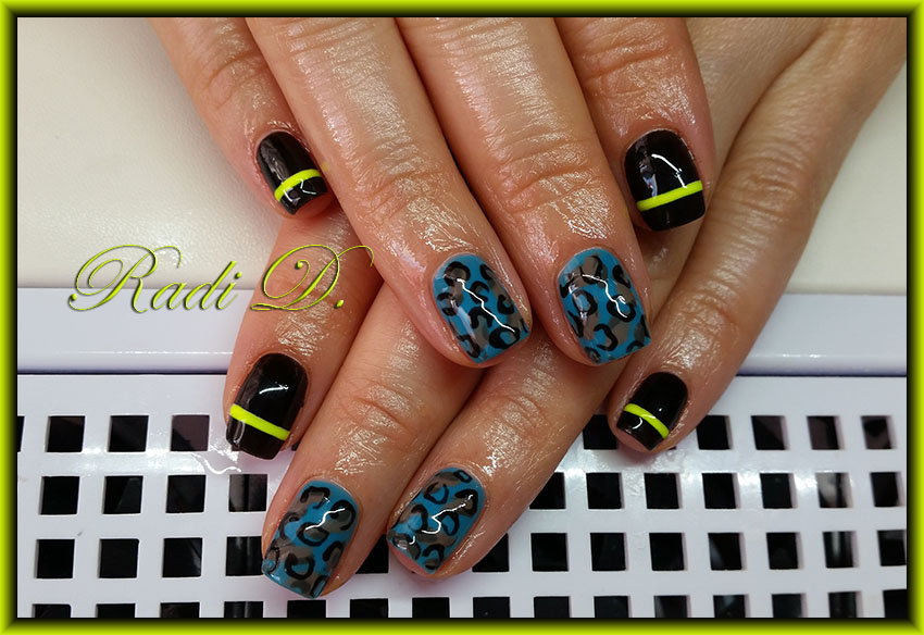 It`s all about nails: Animal Print Nails