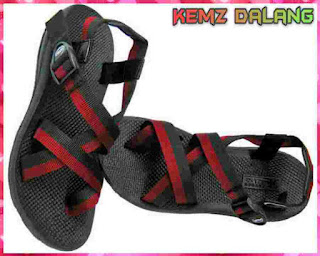 Model, Sample Sandal Gunung
