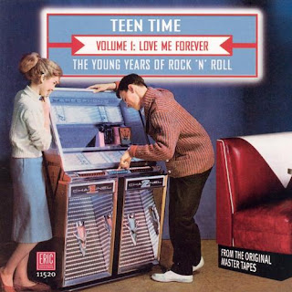 The Essex - Easier Said Than Done on Teen Time: The Young Years Of Rock & Roll Volume 1 (1963)