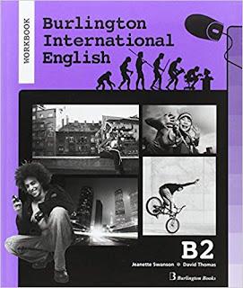 Libro Inglés International English B2 Workbook Burlington Books