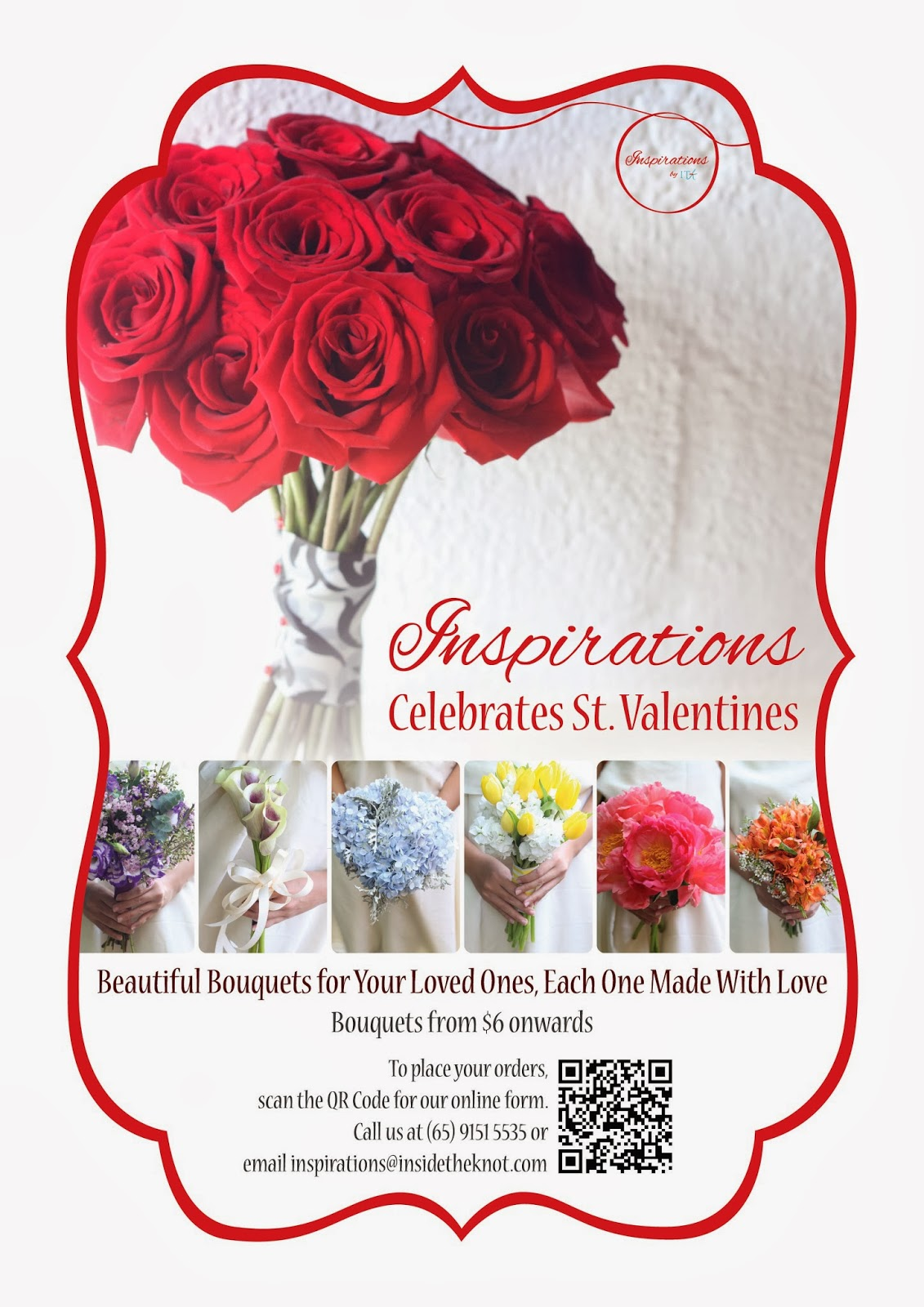 valentine's day flowers delivery singapore