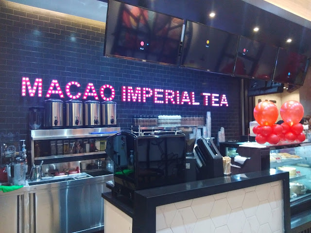 Macao Imperial Tea SM City Masinag