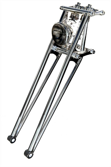 BRITISH IRONWORKS: New Girder Forks