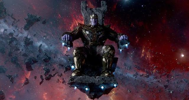 James Gunn introdujo a Thanos para Infinity War
