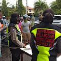 Polres Tanjungpinang Buka Gerai Masker Gratis Bagi Masyarakat
