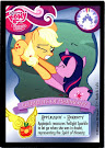 My Little Pony Applejack - Honesty Series 1 Trading Card