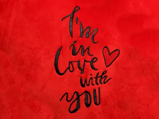 Love Being Yours Red Heart