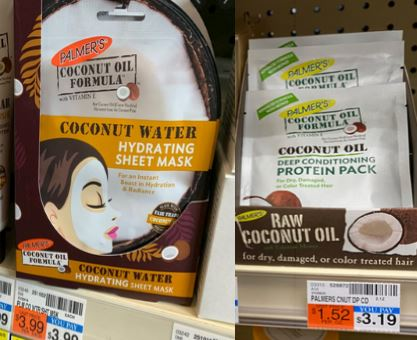 FREE Palmer's Sheet Mask CVS