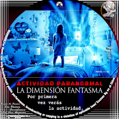paranormal activity 5 cover - photo #37