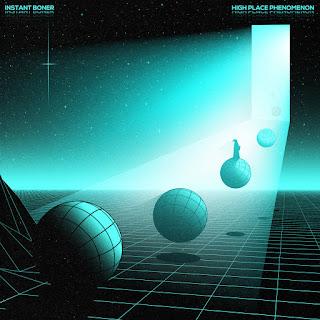 Instant Boner - (2020) High Place Phenomenon_cd front