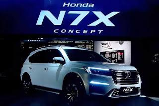 HONDA N7X , MOBIL BARU HONDA
