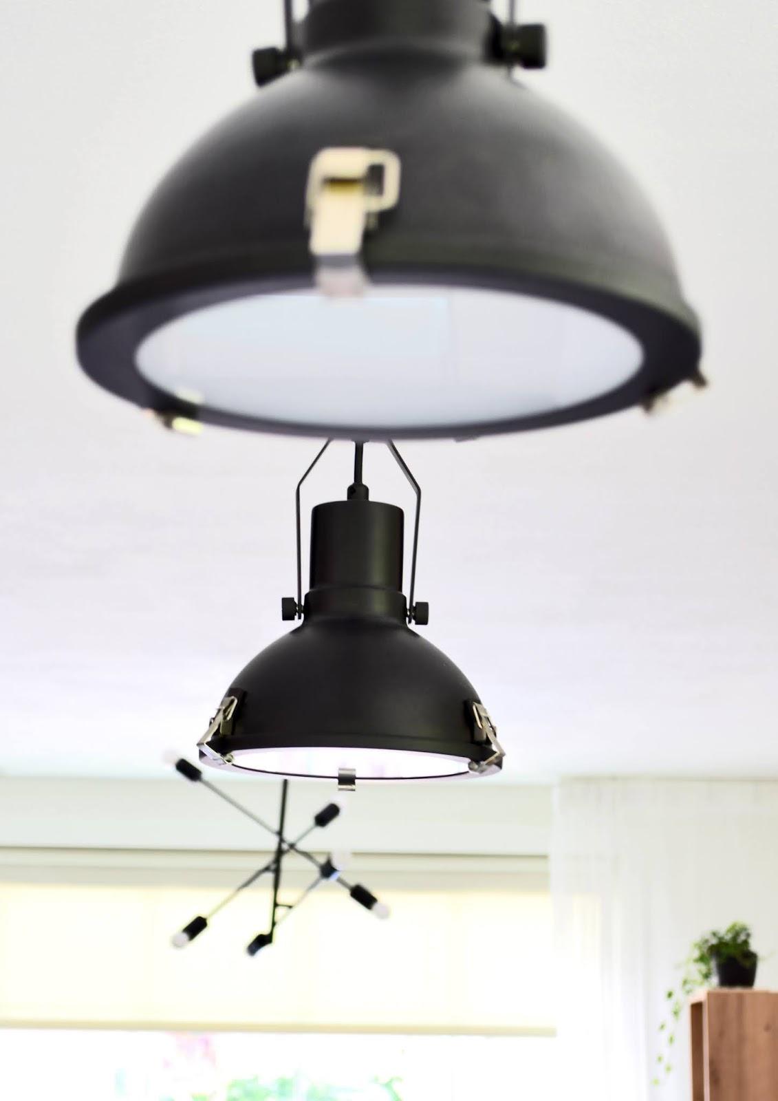 lampy do jadalni, inspiracje