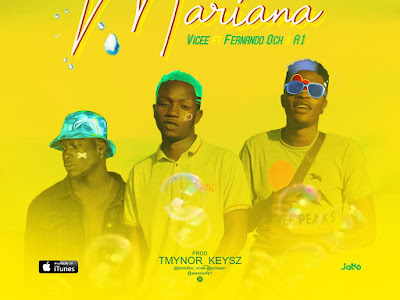 Music: Vicee ft Fernando Och x A1