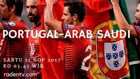 Portugal vs Arab Saudi