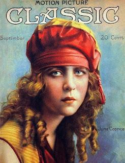 June Caprice Magazine