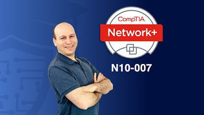 best course and practice test for CompTIA Network+ Certification