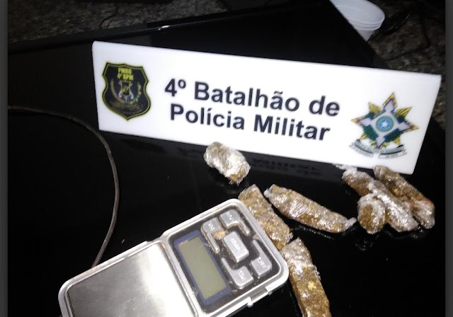 Urgente! Polícia Militar de Cacoal fecha mais uma boca de fumo