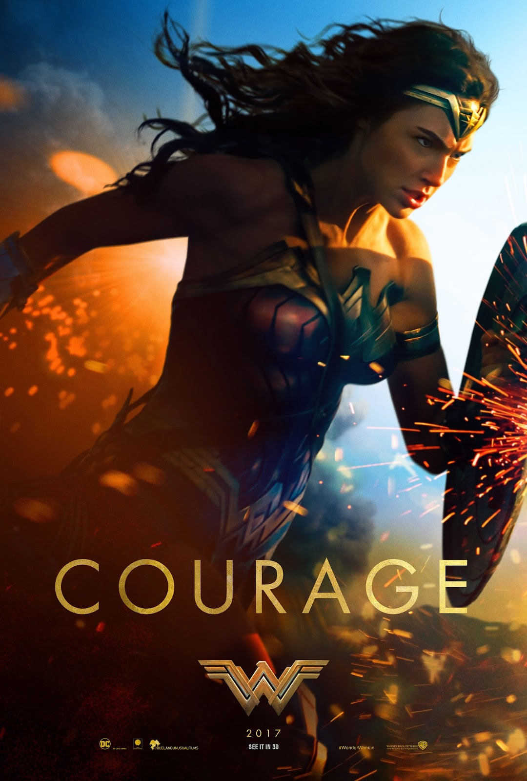 Brand New Trailers From Wonder Woman and Office Christmas Party ...