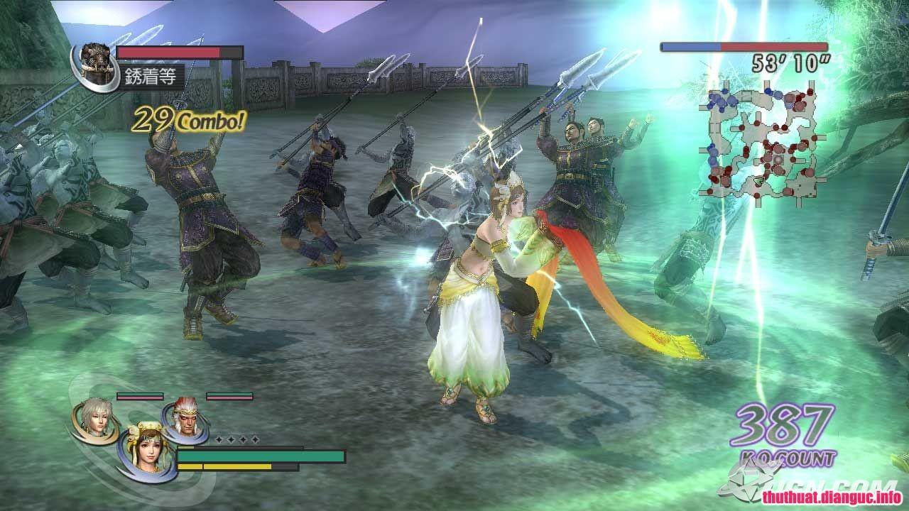 Warriors Orochi Z full download