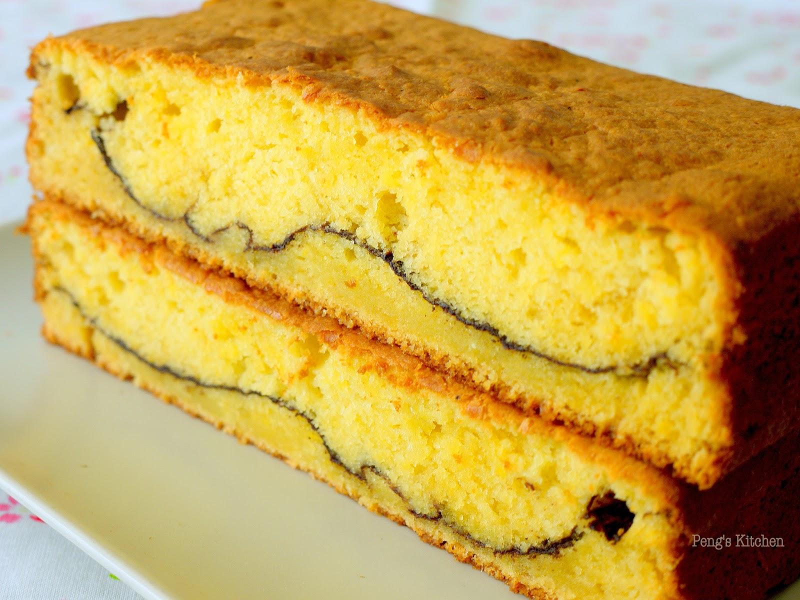 Make Durian Butter Cake