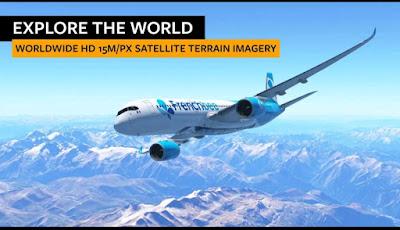 Infinite Flight Simulator v20.0.04 Mod apk Unlock all aircraft Download Now