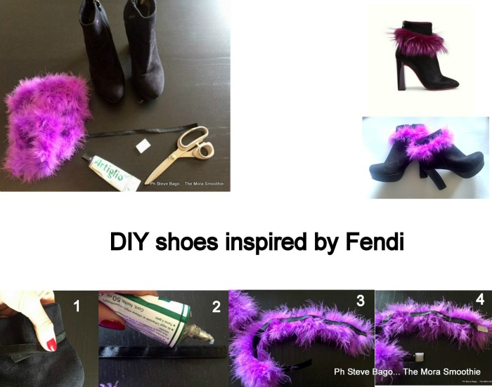 diy blog, diy ideas, diy craft, diy shoes, diy fendi, tutorial, tutorial shoes, tutorial shoes fendi, tutorial fendi, fashion, fashion blog, fashion blogger, italian fashion blogger, fashion blogger italiana, paola buonacara, themorasmoothie, decorare dei tronchetti, fai da te tronchetti endi, come avere dei tronchetti fendi,