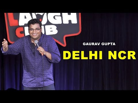 DELHI NCR - Stand Up Comedy Video 2019