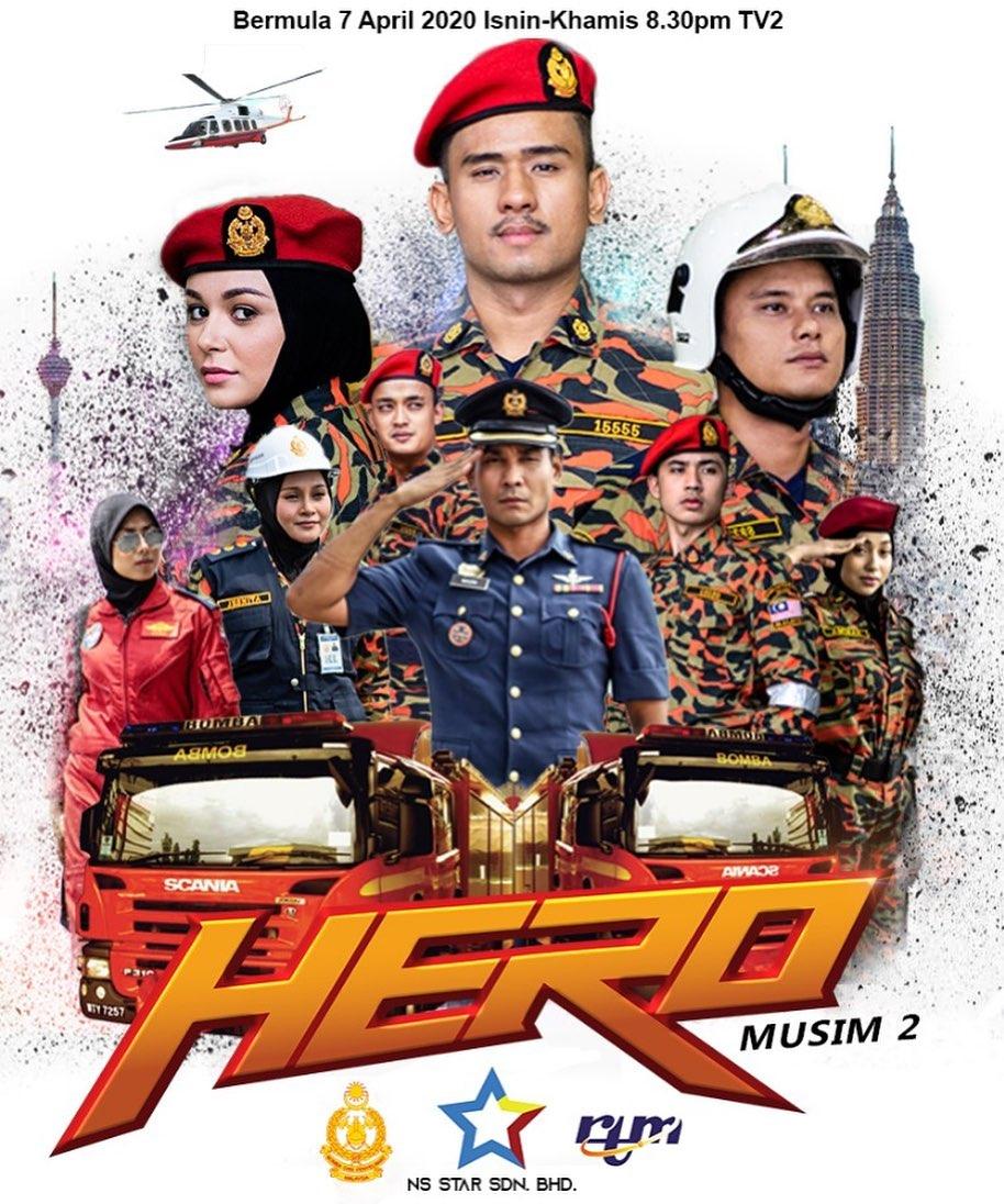 Hero Musim 2