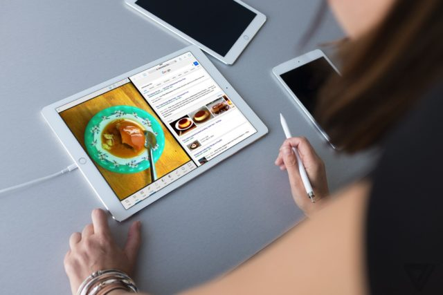 20151110-Ipad-pro-5.0-640x427 The 10.5-inch iPad Pro will focus on education and the business market Technology
