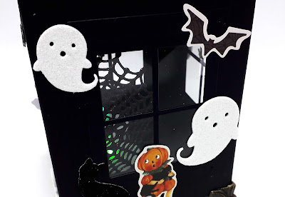 Lumiere box for Halloween