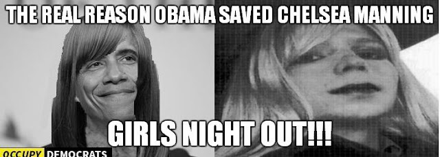 Chelsea Manning, Chelsea Manning sentence, Chelsea Manning commuted, Obama