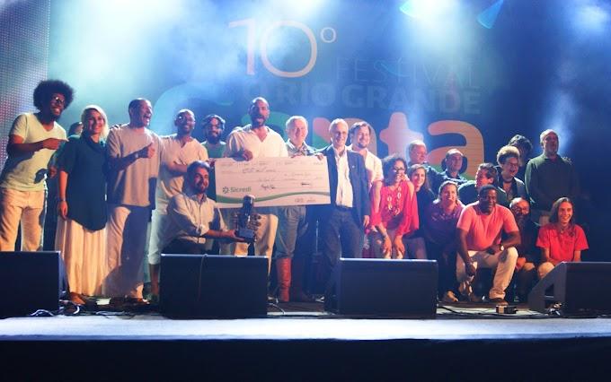 """""""Nós somos a cooperação"""", com letra e música de Jean Kirchoff vence o 10º Festival O Rio Grande Canta o Cooperativismo"""