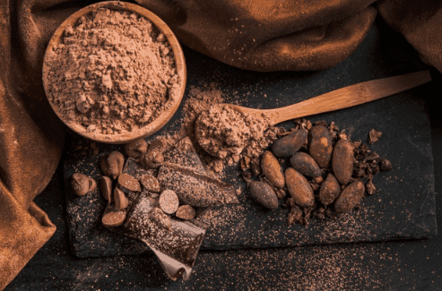 Benefits of cocoa for the skin