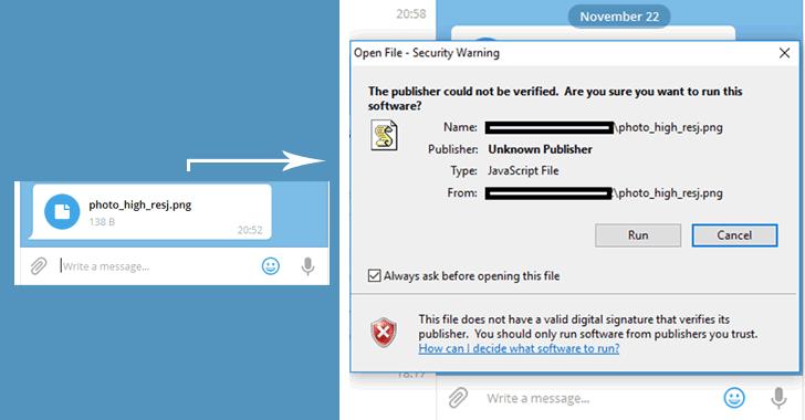 telegram-vulnerability