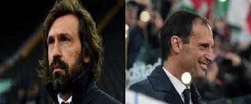 Pecat Andrea Pirlo, Allegri Kembali ke Juventus