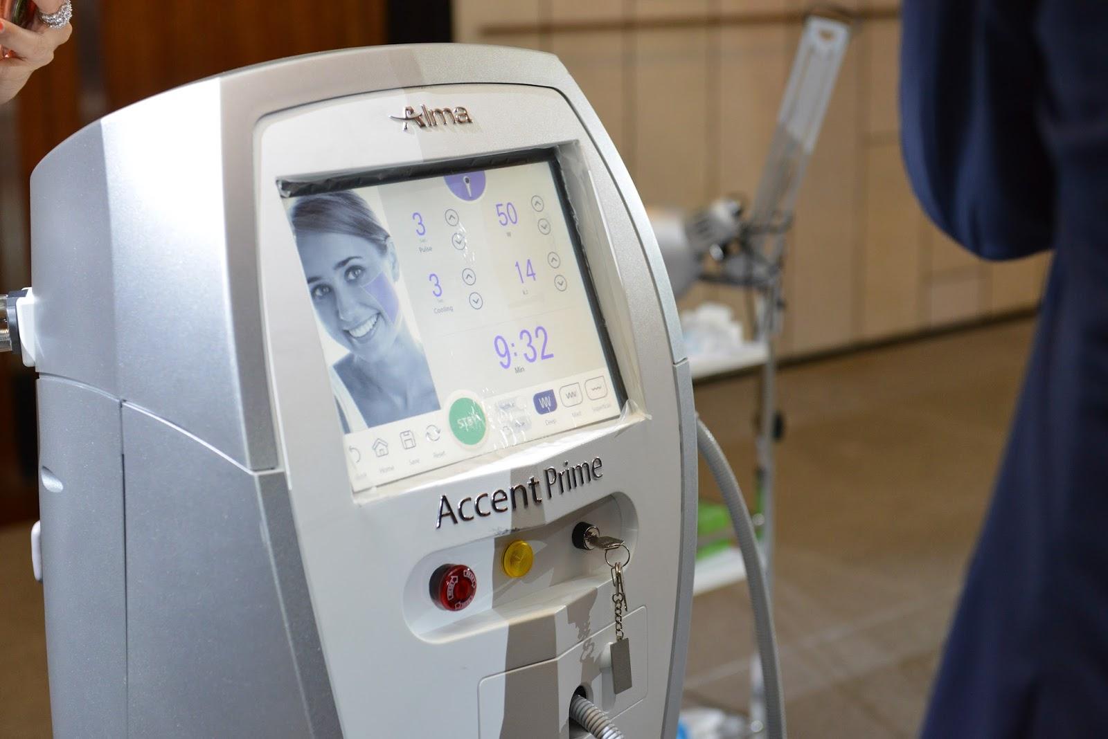 Dari Jari Jari Halusku: Alma Laser launched Accent Prime, a