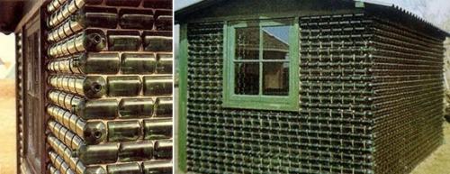 Garrafa de cerveja criada em forma de tijolo para ser usada em construções -  Antes que o conceito de sustentabilidade fosse difundido pelo mundo, em 1963, o holandês Alfred Heineken já visualizava estratégias para dar novas utilidades às garrafas de cerveja após a bebida ser consumida. A opção sugerida por ele era que elas fossem feitas no formato de tijolos, para serem reaproveitadas na construção civil.