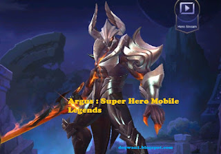 Argus Mobile Legends