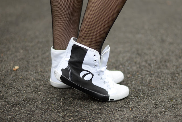 Sammi Jackson - Be&D Gun Sneakers